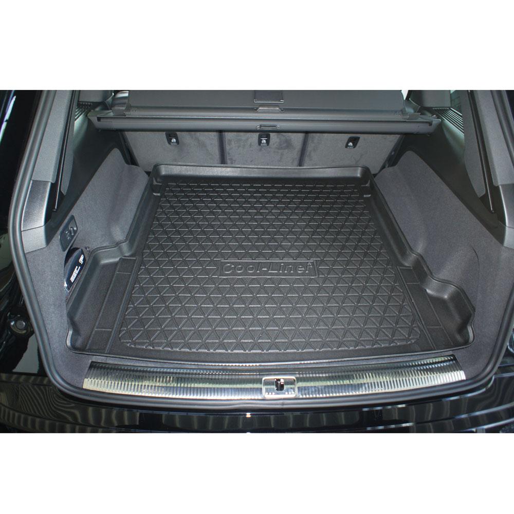 Tavaratilamatto Audi Q7 (4M) SUV/5 06.2015- 5/7 Seats 5/7