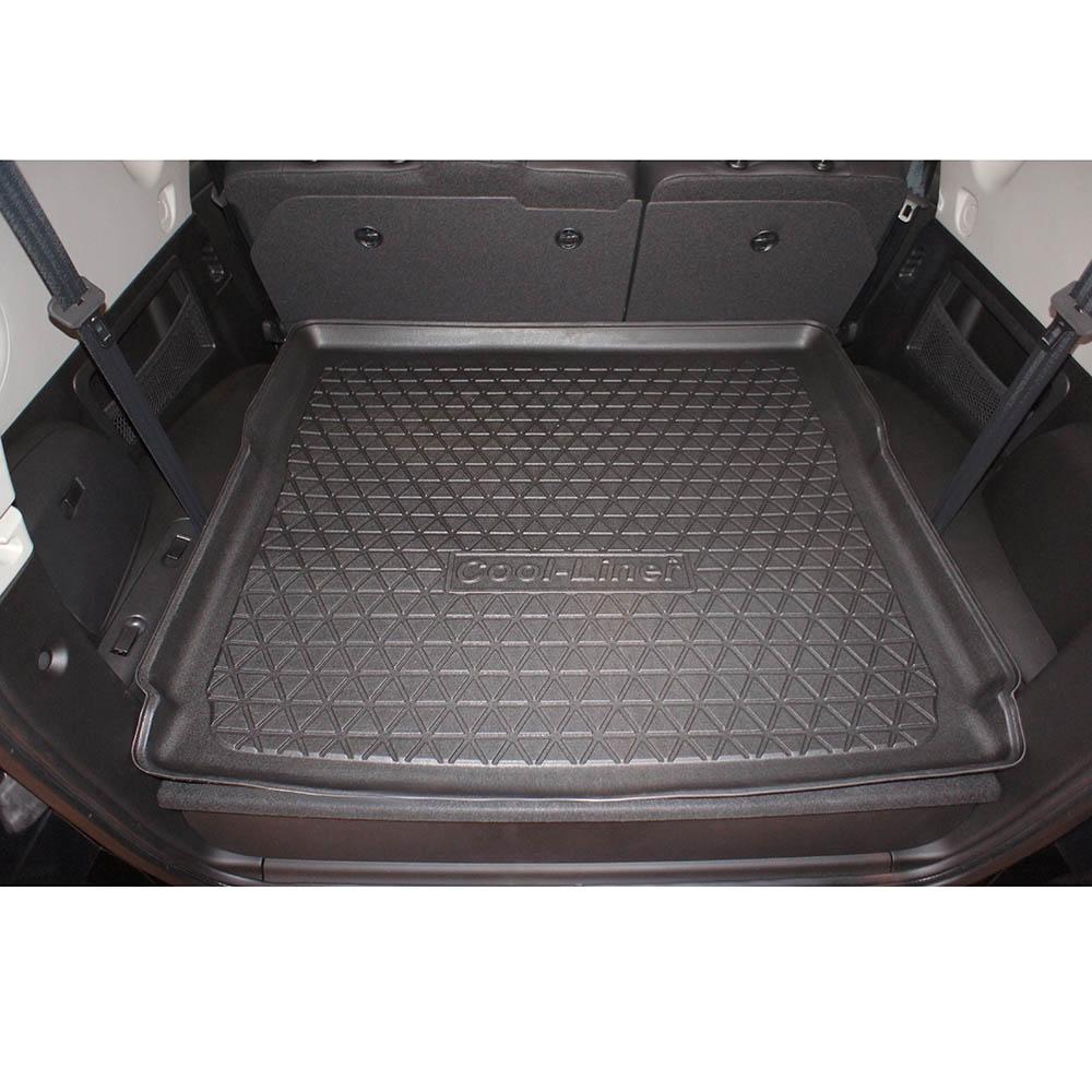 Tavaratilamatto Ssangyong Rexton W SUV/5 2012- 7 Seats