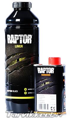 Raptor maali motonet