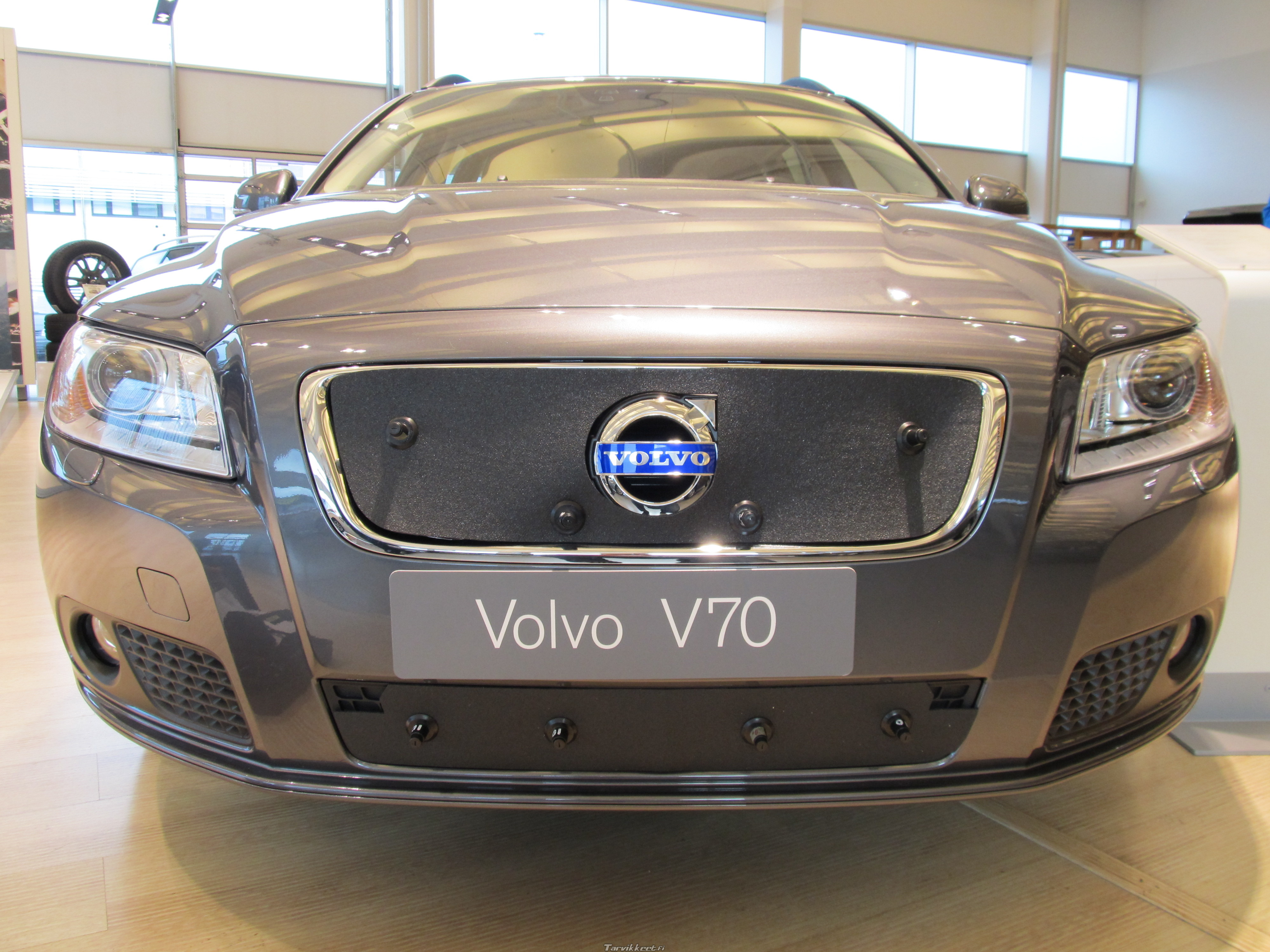 Volvo maski tarra