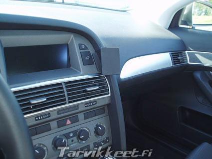 Audi navigaattori jälkiasennus